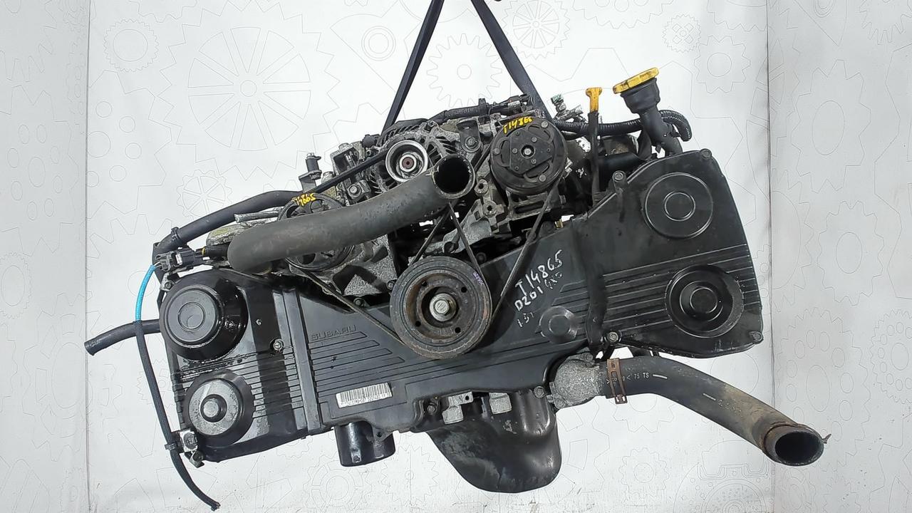 Двигатель (ДВС) Subaru Impreza (G12)  1.5 л Бензин