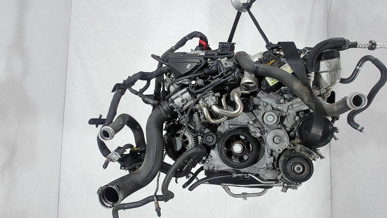 Двигатель (ДВС) Mercedes E W212  3 л Дизель