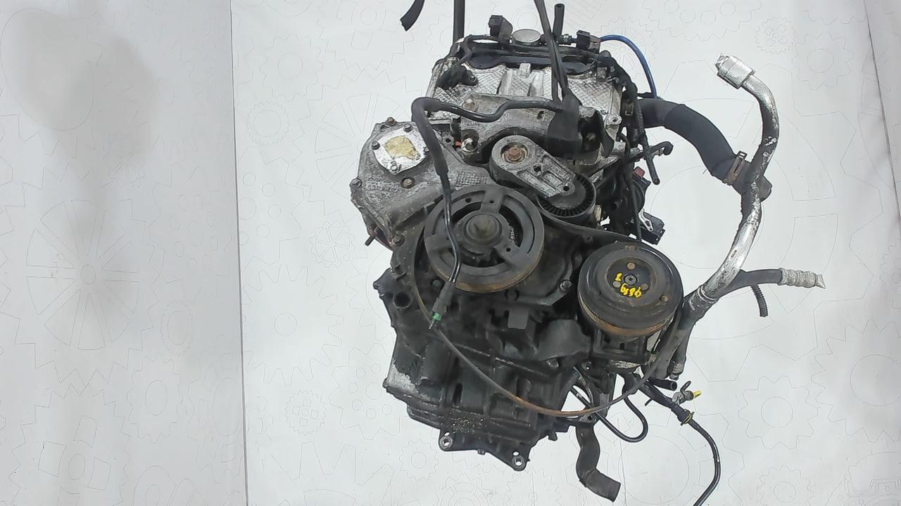 Двигатель (ДВС) Opel Zafira B  2.2 л Бензин