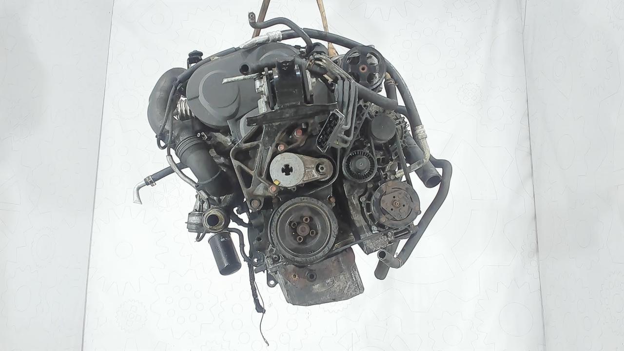 Двигатель (ДВС) Mitsubishi Outlander XL  2 л Дизель