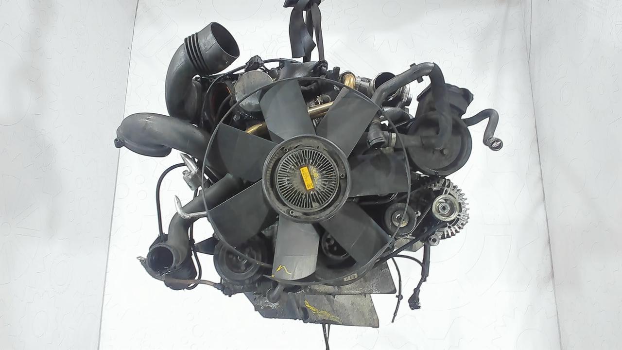 Двигатель (ДВС) BMW X5 E53  3 л Дизель