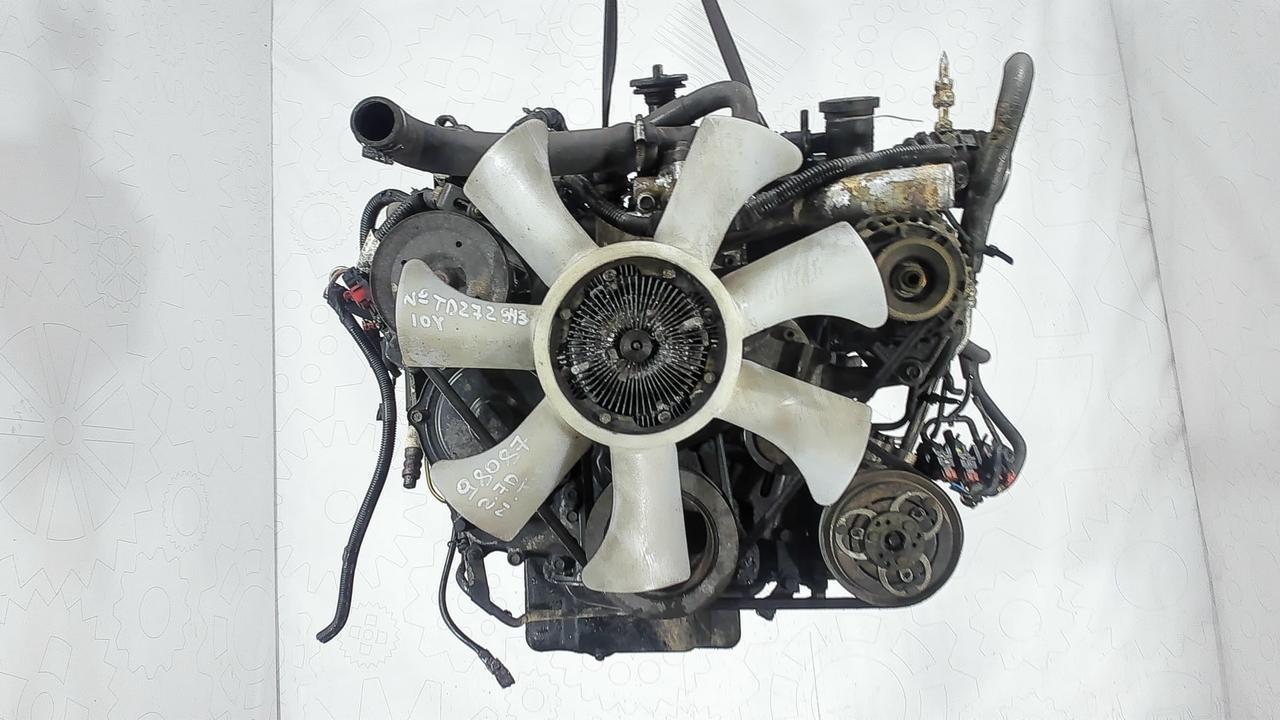 Двигатель (ДВС) Nissan Terrano 2  2.7 л Дизель