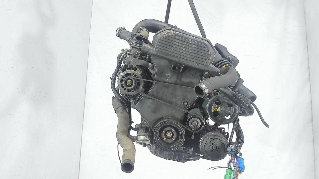 Двигатель (ДВС) Opel Frontera B  2.2 л Бензин
