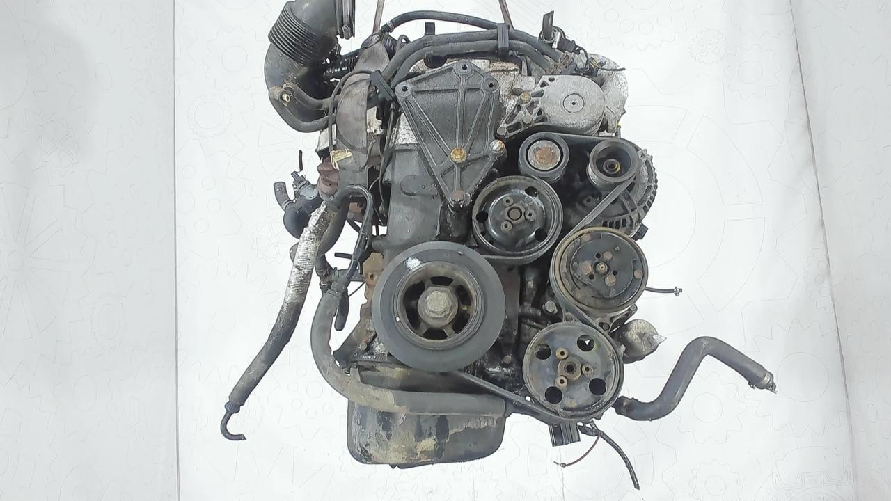 Двигатель (ДВС) Volkswagen Sharan  2.8 л Бензин