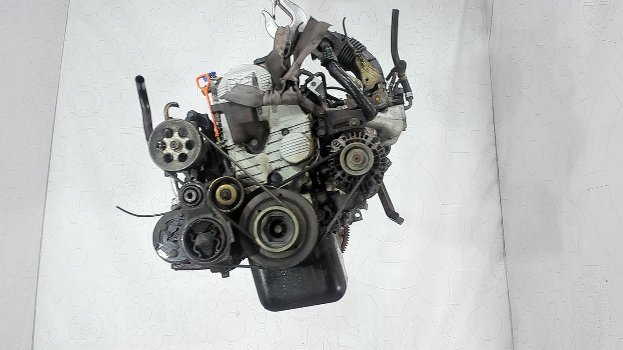 Двигатель (ДВС) Honda HRV  1.6 л Бензин