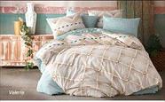 Семейный комплект постельного белья Lavilla, люксовый Поплин, фото 2