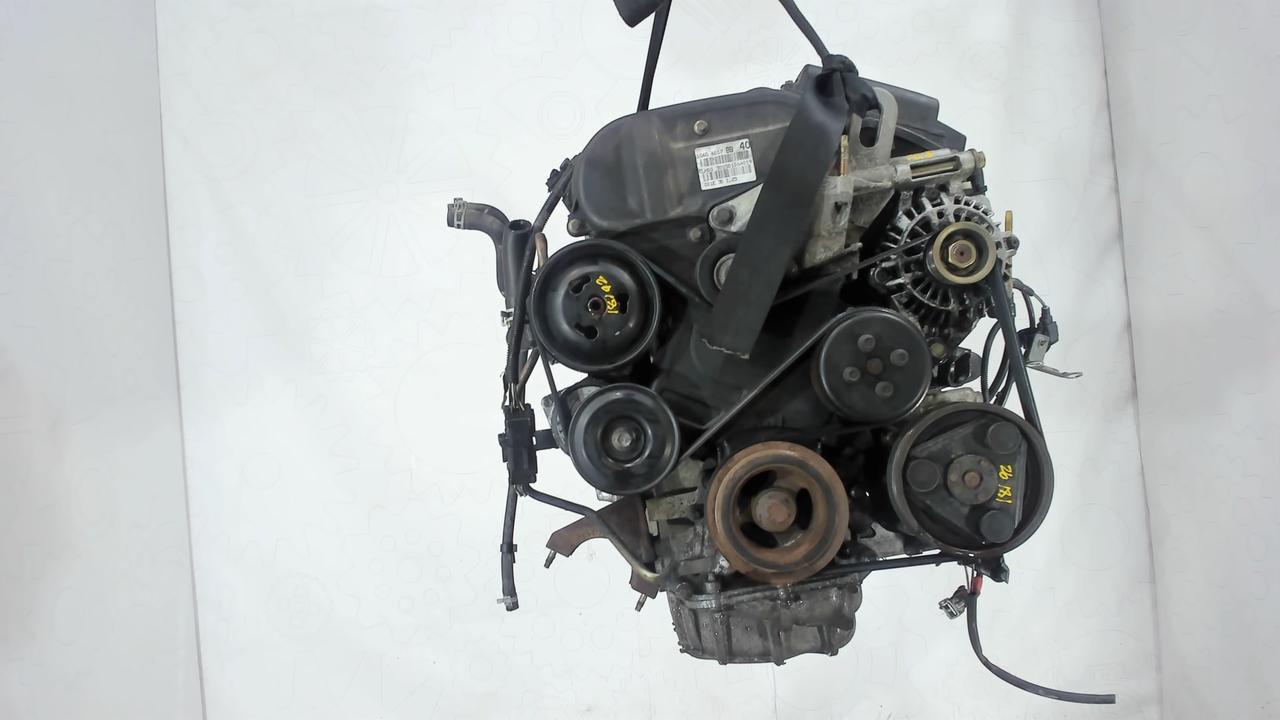Двигатель (ДВС) Ford Fiesta  1.2 л Бензин