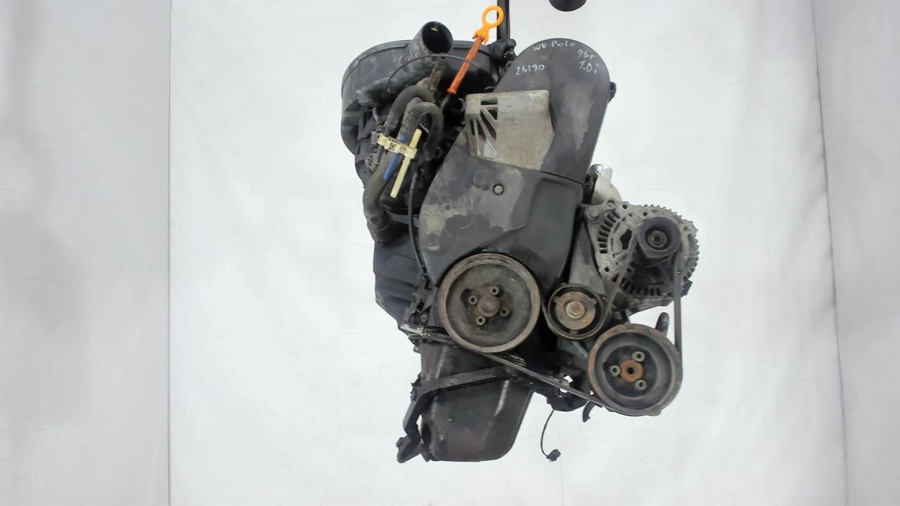 Двигатель (ДВС) Volkswagen Polo  1 л Бензин