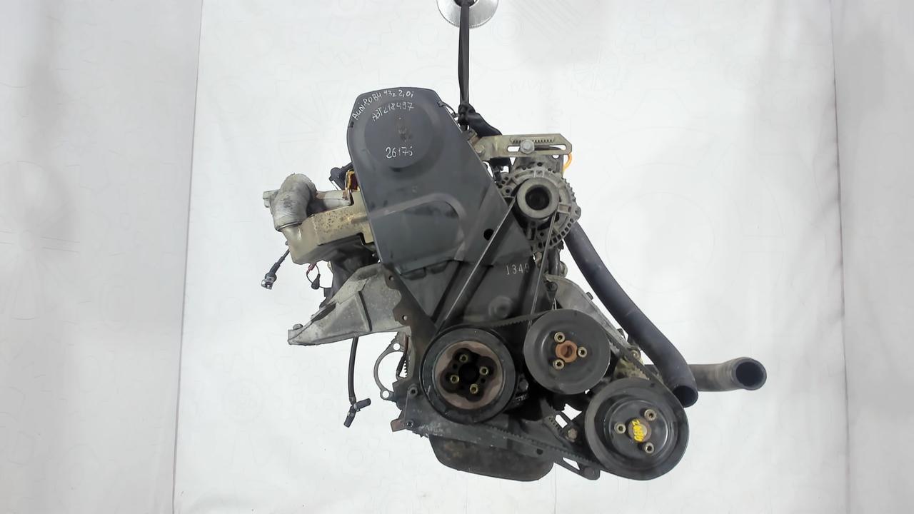 Двигатель (ДВС) Audi 80 (B4)  2 л Бензин