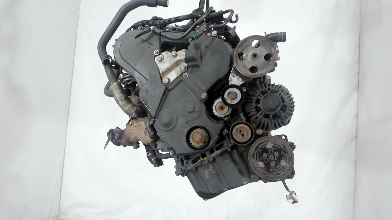 Двигатель (ДВС) Peugeot 807 2 л Дизель