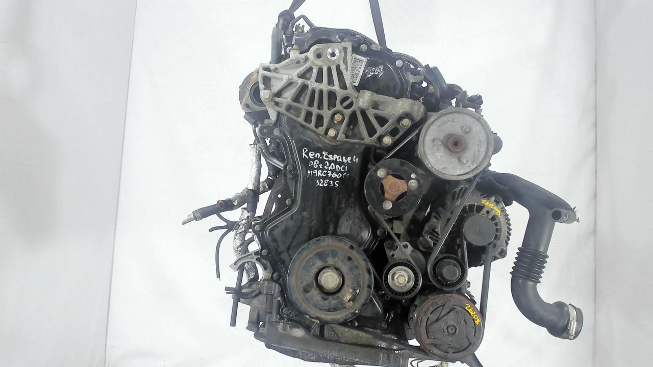 Двигатель (ДВС) Renault Espace 4  2 л Дизель