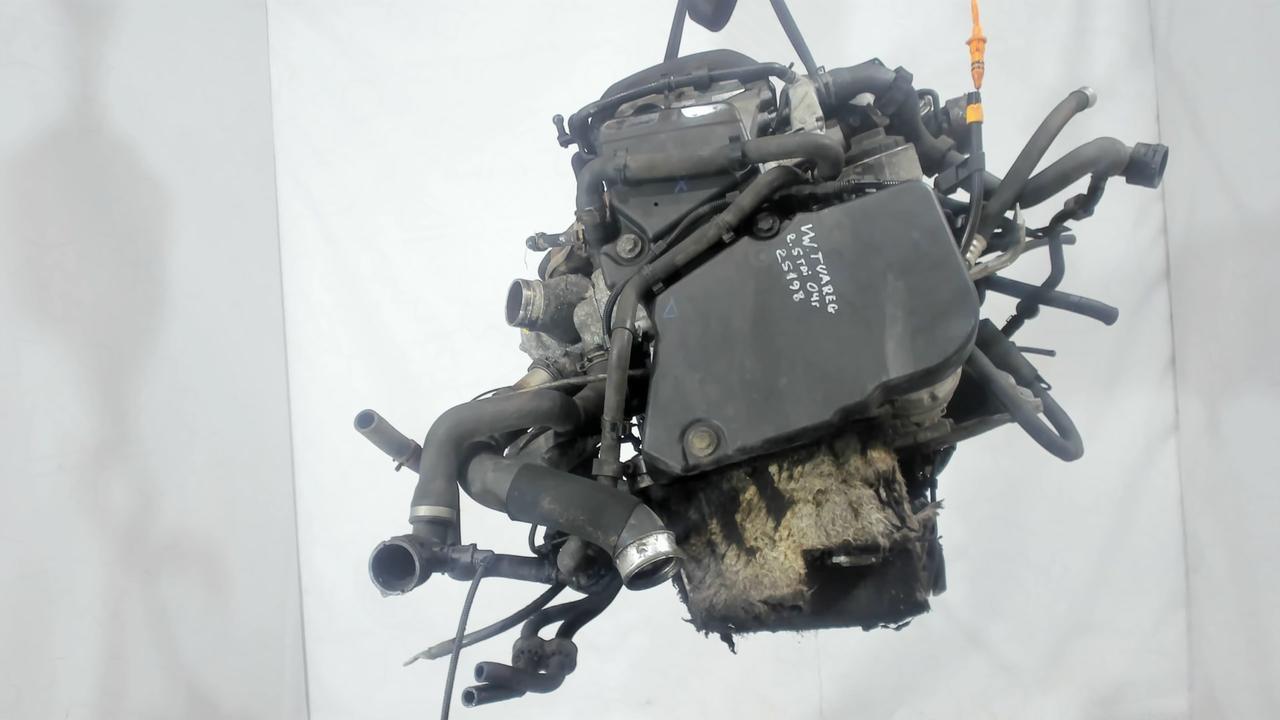 Двигатель (ДВС) Volkswagen Touareg  2.5 л Дизель