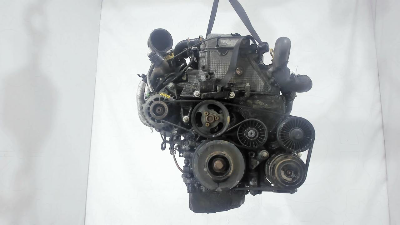 Двигатель (ДВС) Opel Zafira A  2.2 л Дизель