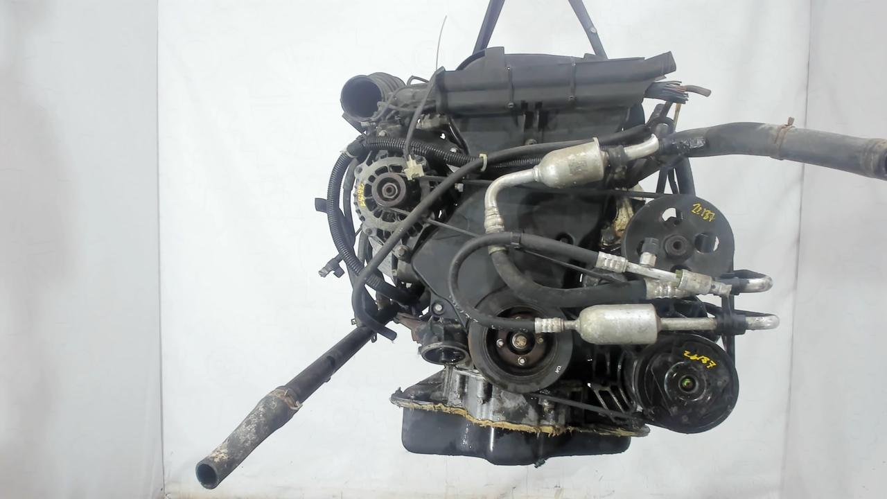 Двигатель (ДВС) Opel Omega B  2 л Бензин