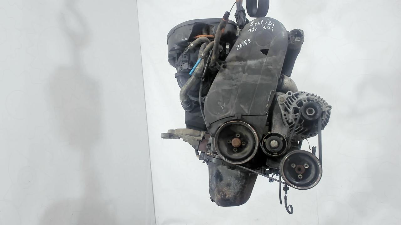 Двигатель (ДВС) Seat Ibiza 2  1.4 л Бензин