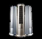Кондиционер напольный GREE-24 I-Crown II Inverter R410(Без соединительной инсталляции) 70 кв.м.