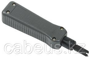 Инструмент для заделки проводников ITK, IDC 110/ Dual, плинты телефонные/ LSA, ударный/регулируемый,