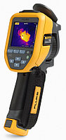 Тестер FLUKE, тепловой, с дисплеем, питание: батарейки, корпус: пластик, Частота обновлений 9HZ, детектор 160 x 120 FPA, FLUKE TIS55 9HZ