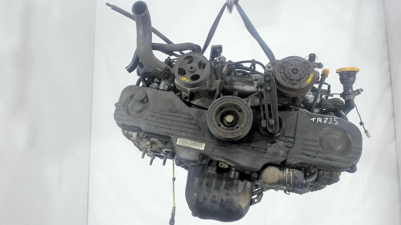 Двигатель (ДВС) Subaru Forester (S11)  2 л Бензин