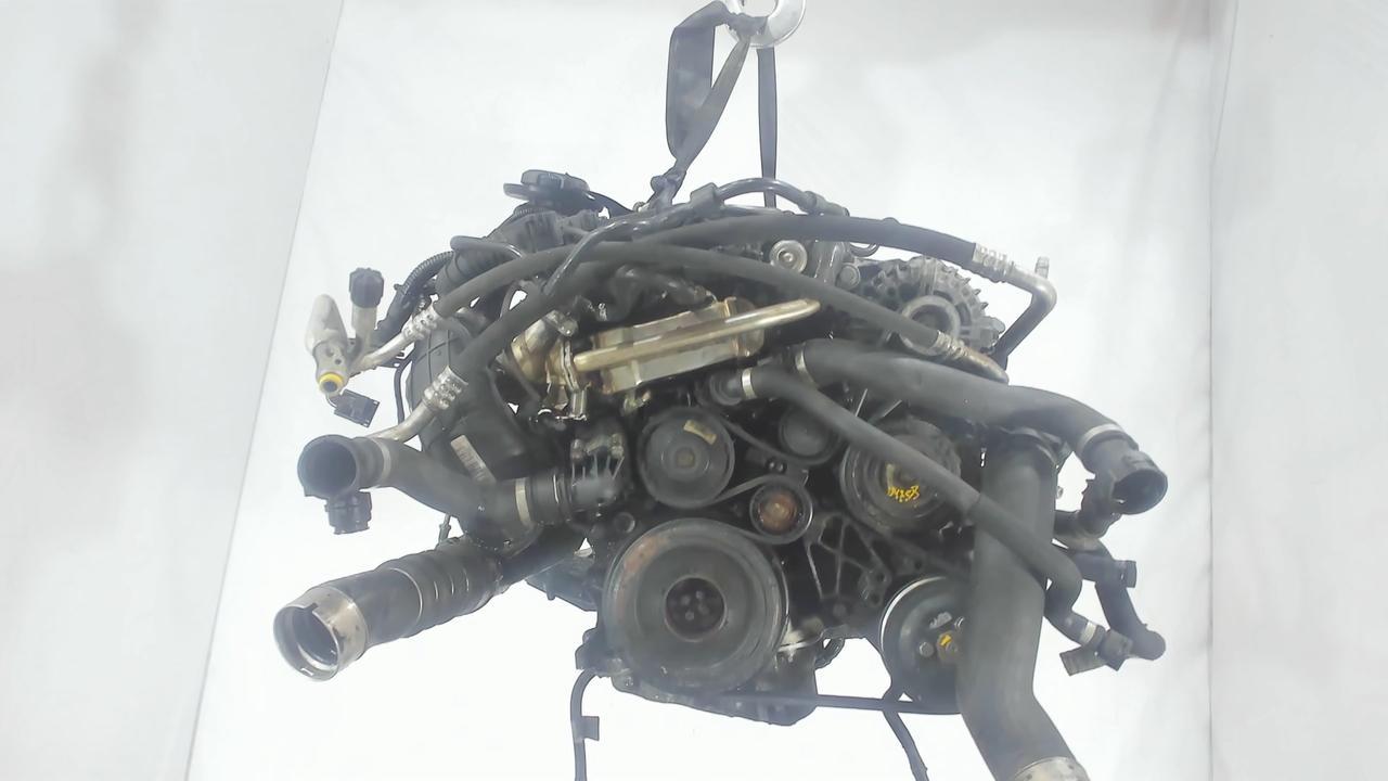 Двигатель (ДВС) BMW 7 F01  3 л Дизель