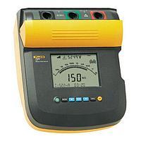 Тестер FLUKE, кабельный, с дисплеем, питание: батарейки, корпус: пластик, мегаомметр, диапазон напряжения до