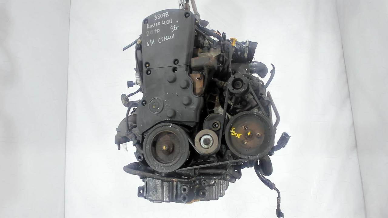 Двигатель (ДВС) Rover 400series  2 л Дизель