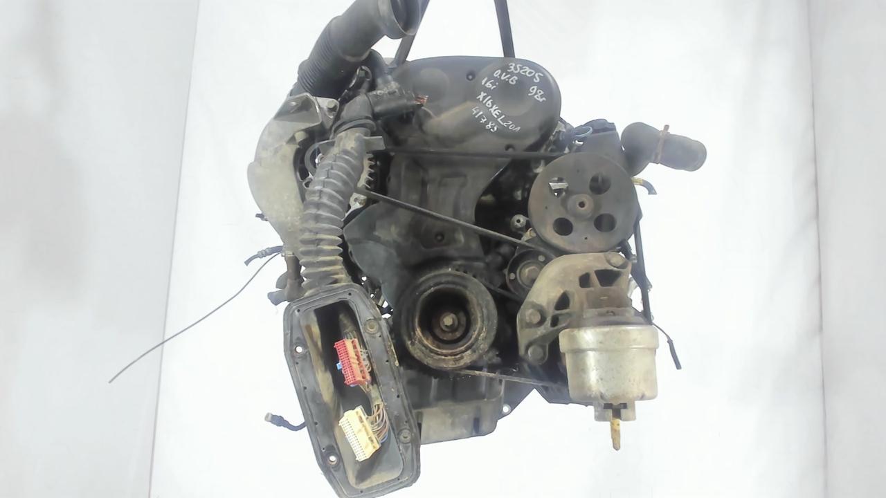 Двигатель (ДВС) Opel Vectra B  1.6 л Бензин