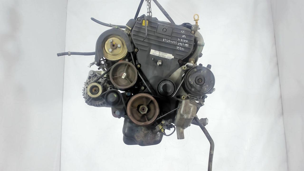 Двигатель (ДВС) Lancia Lybra 1.6 л Бензин