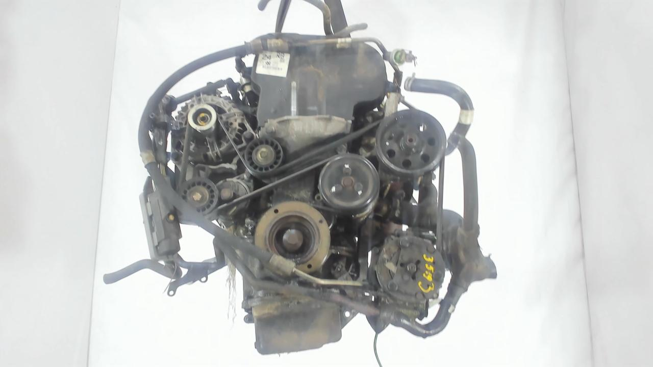 Двигатель (ДВС) Ford Mondeo 2  1.6 л Бензин