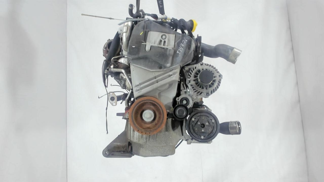 Двигатель (ДВС) Nissan Juke 1.5 л Дизель