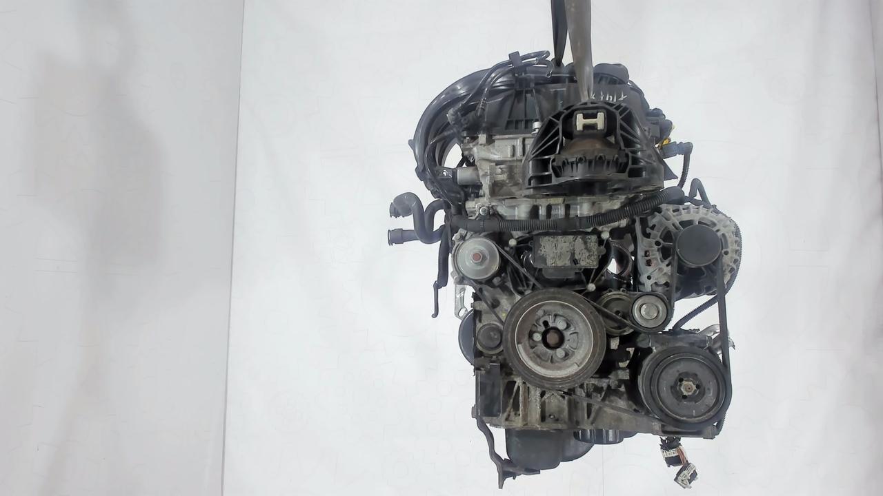 Двигатель (ДВС) Citroen C4 Cactus 1.2 л Бензин