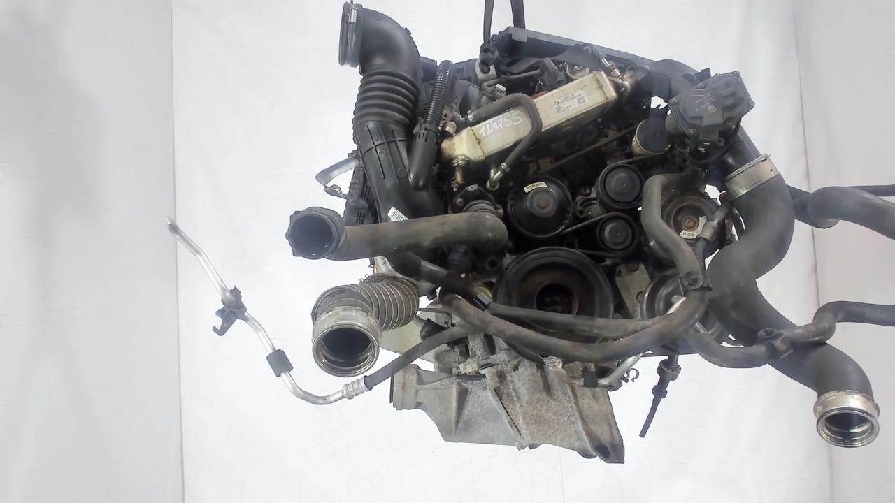 Двигатель (ДВС) BMW X1 (E84)  2 л Дизель
