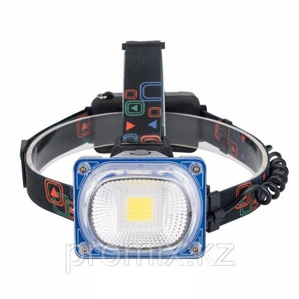 Налобный фонарь CREE  W-606 (трехцветный)