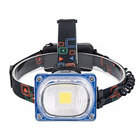 Налобный фонарь CREE  W-606 (трехцветный), фото 1