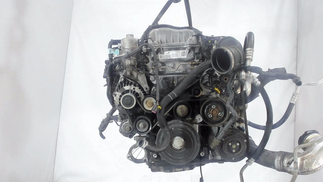 Двигатель (ДВС) Chevrolet Orlando  2 л Дизель