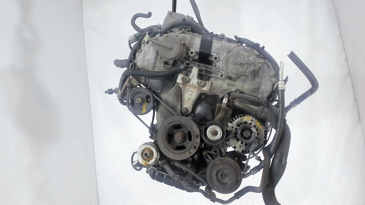 Двигатель (ДВС) Nissan Murano  3.5 л Бензин