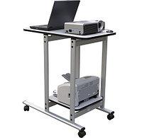 Проекционный столик UNIVERSAL 80x46/40x40, фото 1