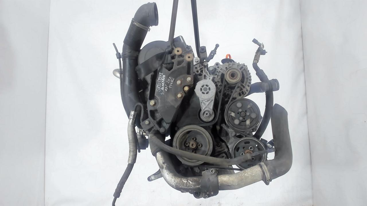 Двигатель (ДВС) Seat Alhambra  2 л Дизель