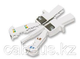Инструмент для снятия индивидуального экрана пар проводников Nexans LANmark-7, для подготовки кабеля типа