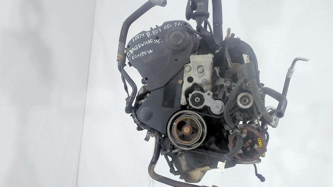Двигатель (ДВС) Peugeot 807 2 л Бензин