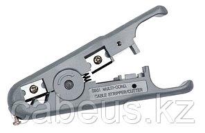 Инструмент для разделки и зачистки ITK, для витой пары UTP/STP и телефонного кабеля диаметром 3.2 -9 м,