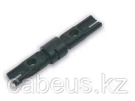Инструмент нож-вставка Hyperline, HT-3640R, профессиональный с контактами типа IDC Krone / LSA, HT-14TBK