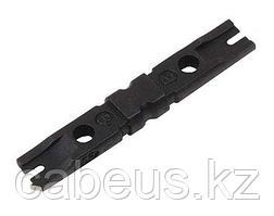Инструмент нож-вставка Hyperline, HT-314,324,334, профессиональный с контактами типа 110/88 в стройство для