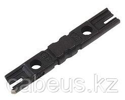 Инструмент нож-вставка Hyperline, HT-314,324,334, профессиональный с контактами для плинтов LSA в стройство