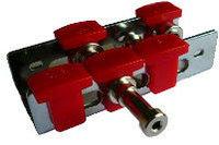 Инструмент опрессовочный для компрессионных разъемов Hyperline, F, BNC, RCA, IEC, Mini F, HT-H518E205