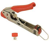 Инструмент опрессовочный для компрессионных разъемов Hyperline, F, BNC, RCA RG-59, RG-6, HT-H518G