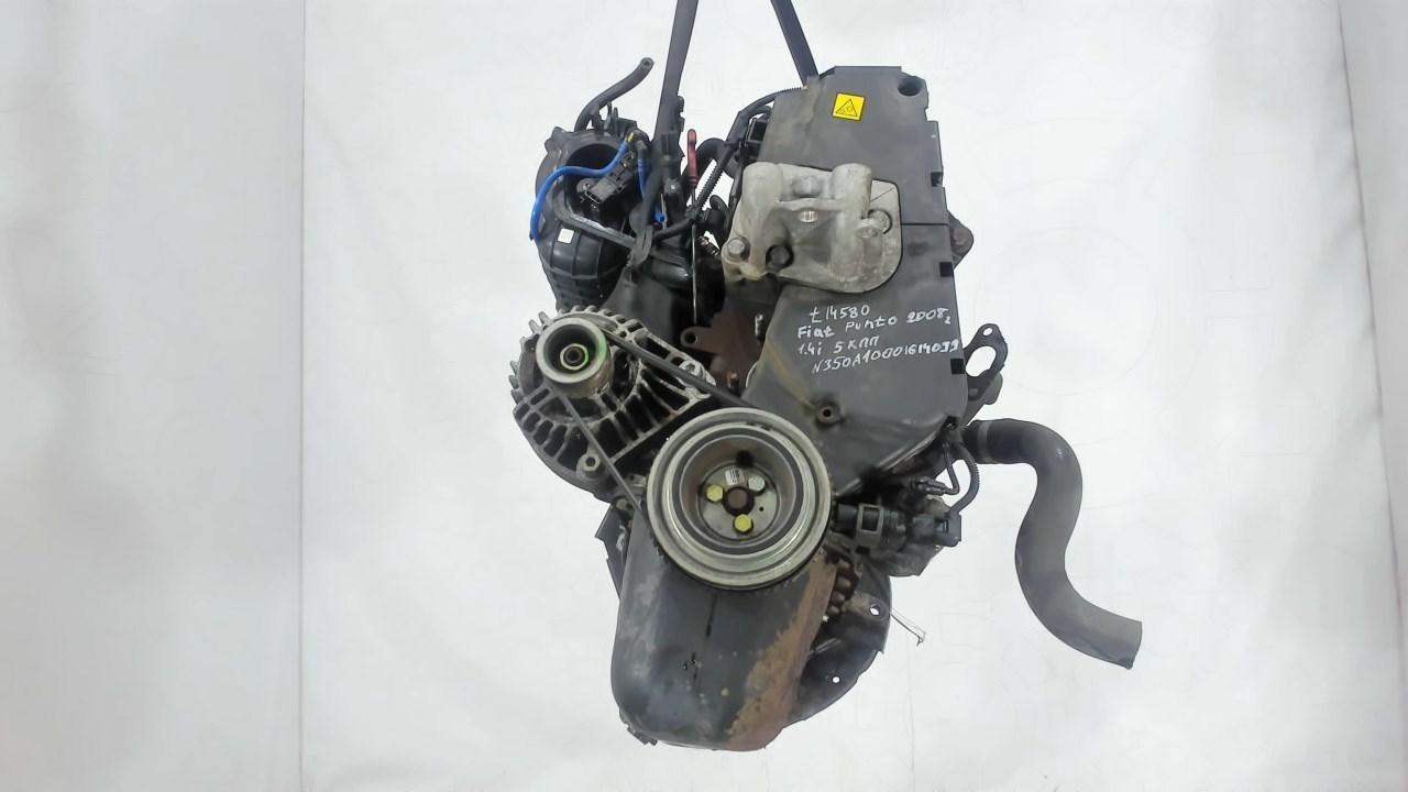 Двигатель (ДВС) Fiat Grande Punto  1.4 л Бензин