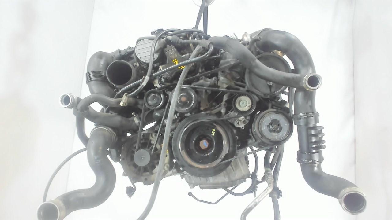 Двигатель (ДВС) Mercedes C W203  2.7 л Дизель