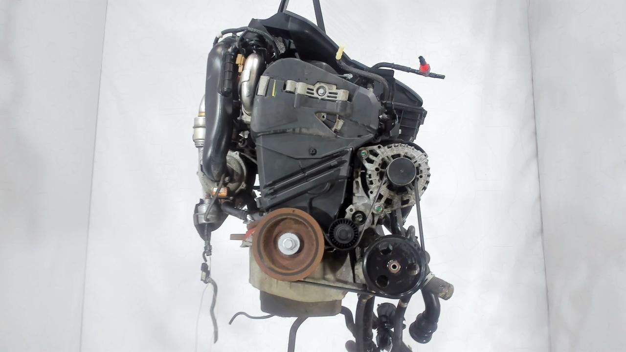Двигатель (ДВС) Renault Duster 1.5 л Дизель