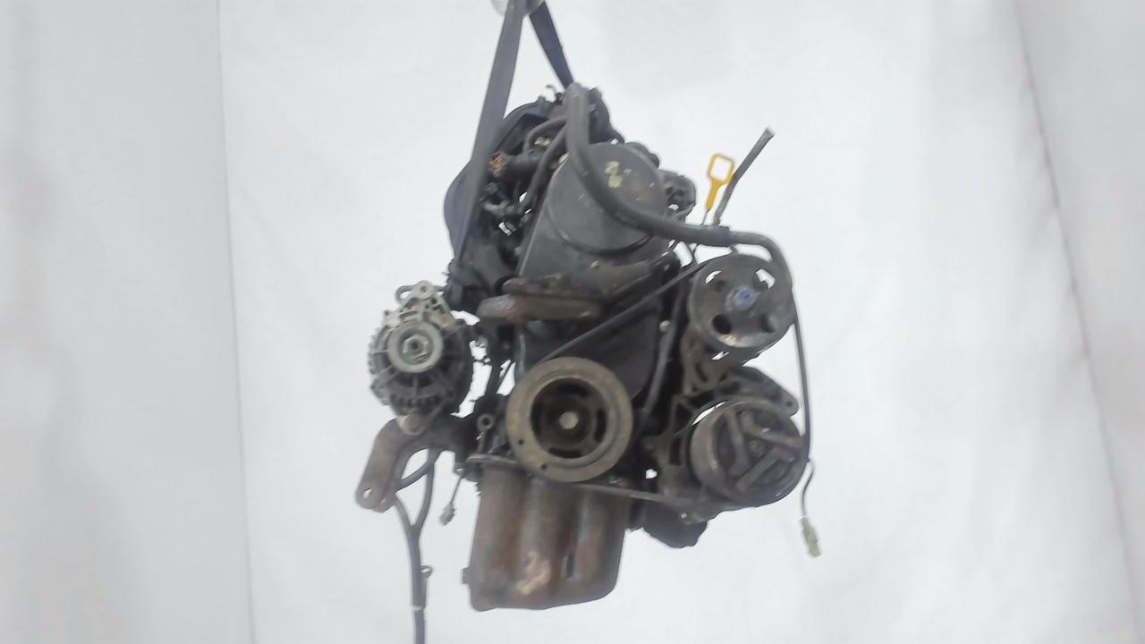 Двигатель (ДВС) Daewoo Matiz 1 л Бензин